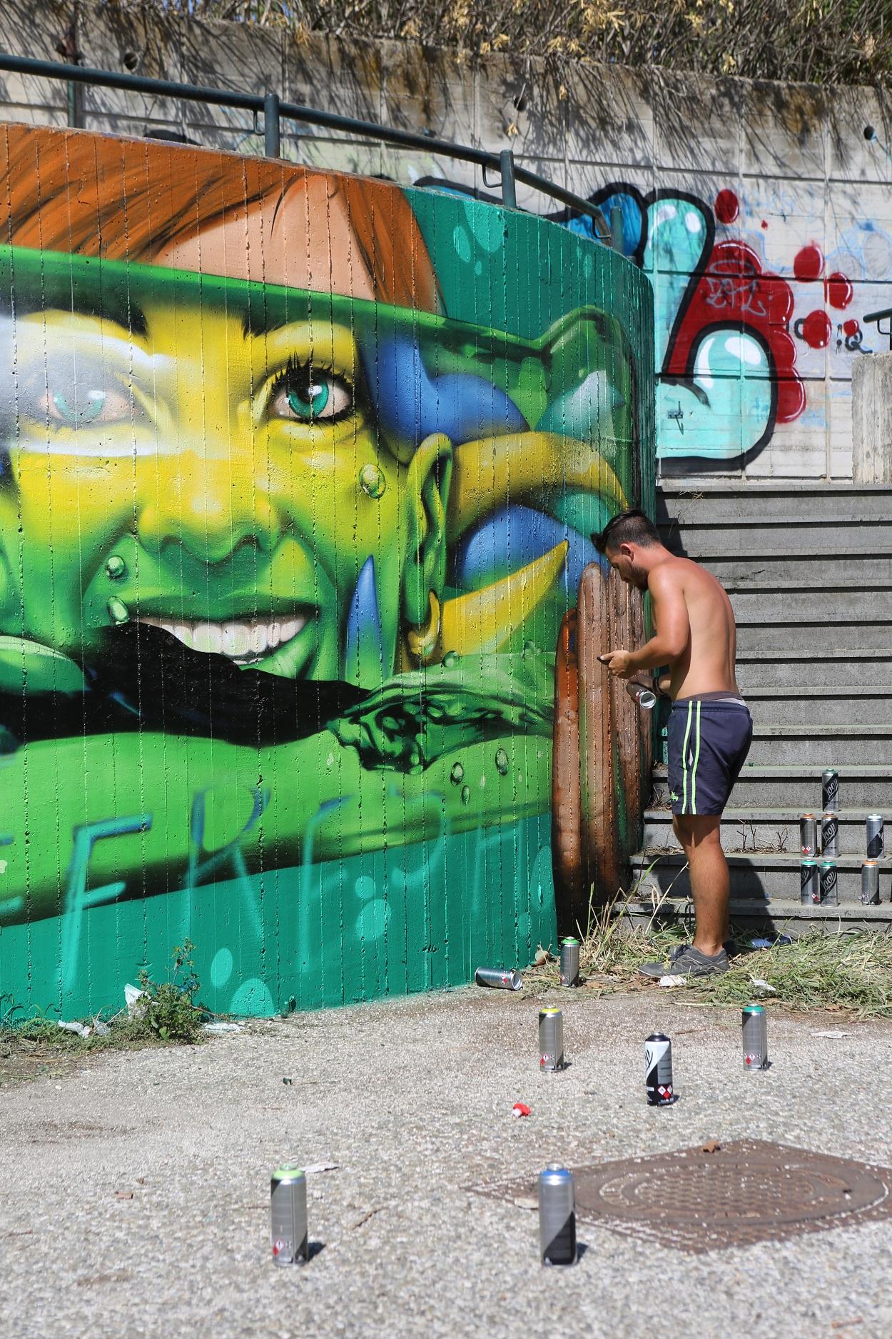 Refresh the City, il progetto di Sprite e Artkademy | Collater.al 7