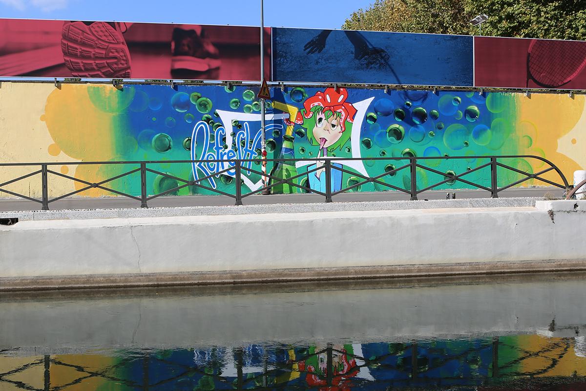 Refresh the City, il progetto di Sprite e Artkademy| Collater.al 8