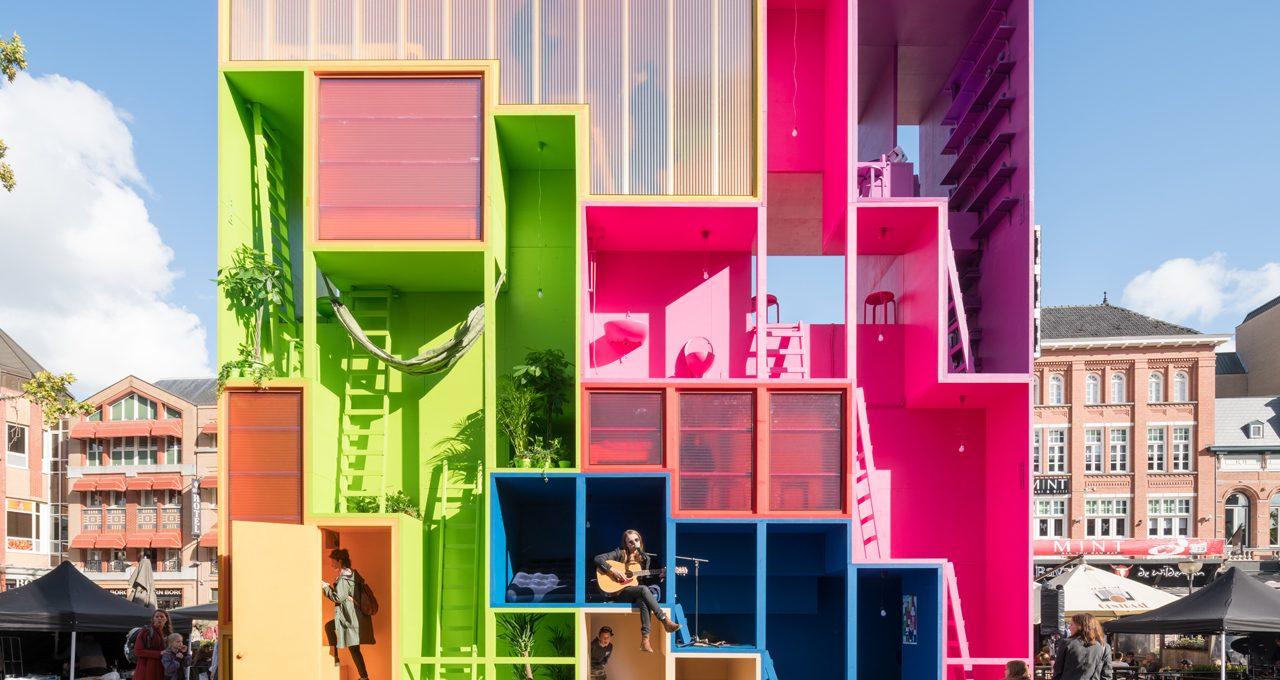 Wego, la casa del futuro secondo lo studio d'architettura MVRDV