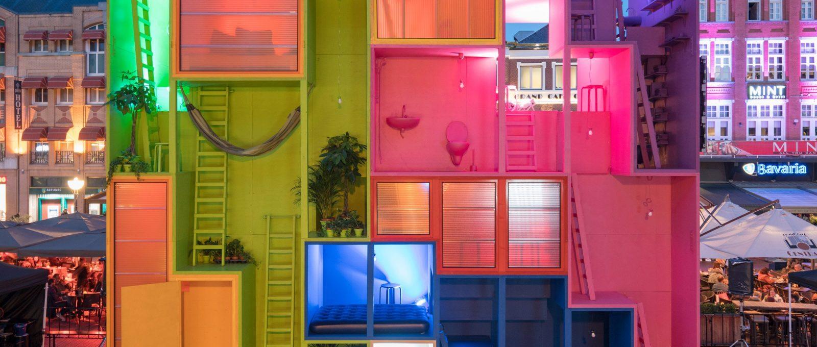 Wego, the home of the future according to architecture studio MVRDV
