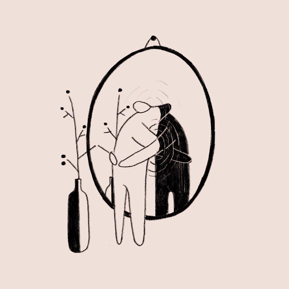 Jocelyn Tsaih disegna l'idea che ha dell'uomo | Collater.al