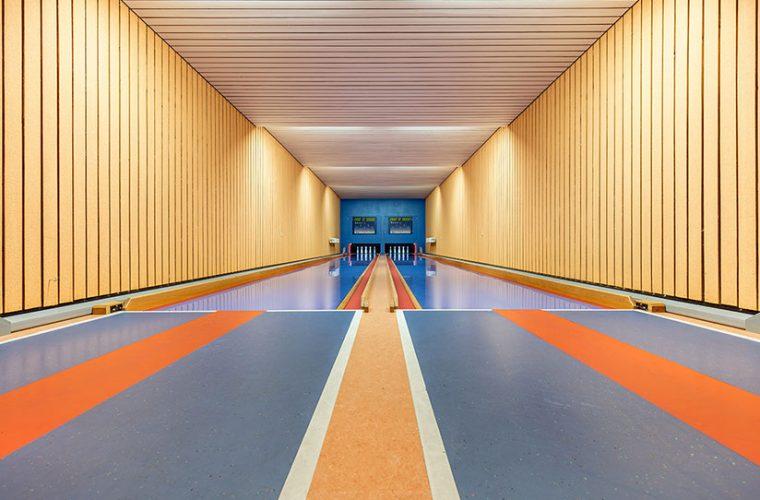 Le solitarie piste da bowling di Robert Götzfried
