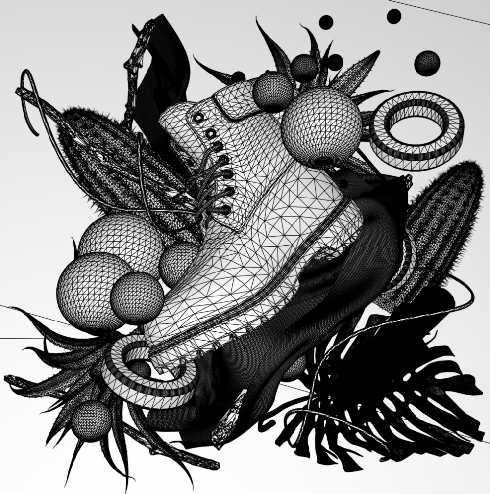 Il nuovo artwork di Antoni Tudisco per Timberland Yellow Boot | Collater.al