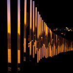 1:4 MILE ARC, l'installazione che riflette il mare di Phillip K Smith III | Collater.al 8