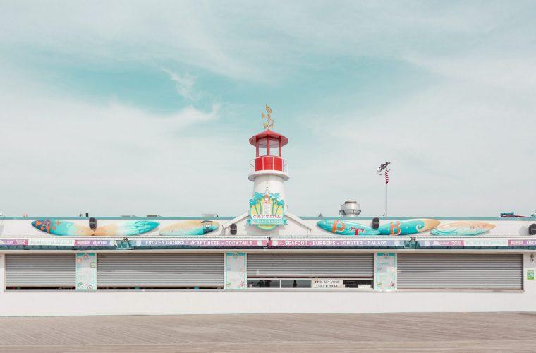Coney Island, Salvador Cueva fotografa i colori della sua infanzia
