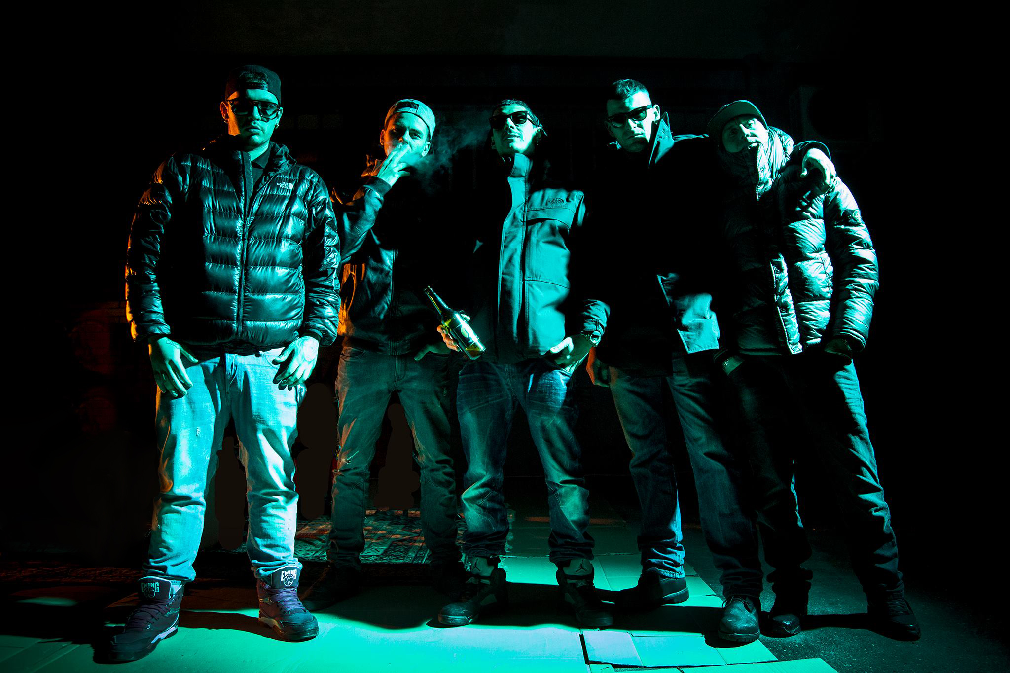 I ritratti degli artisti hip hop italiani realizzati da Malì Erotico | Collater.al