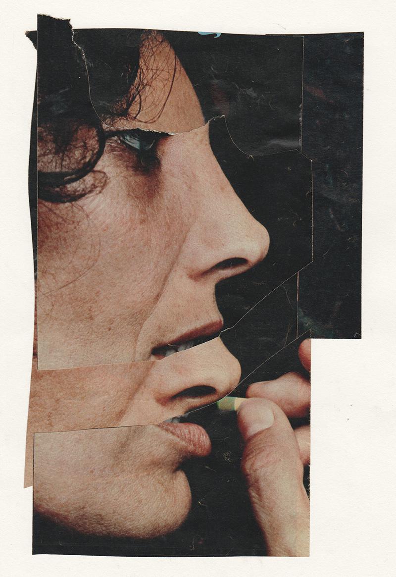 Amanda Durepos trasforma riviste d'epoca in fantasiosi collage | Collater.al 14