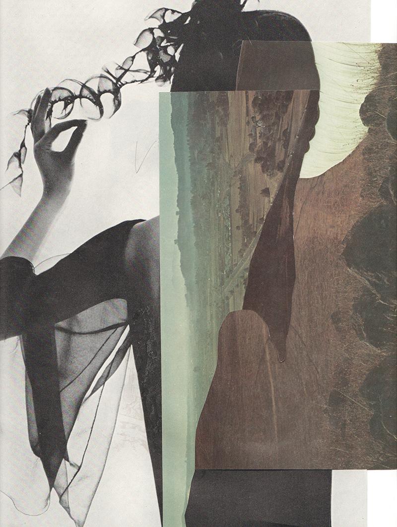 Amanda Durepos trasforma riviste d'epoca in fantasiosi collage | Collater.al 6