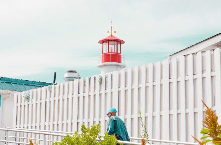 Coney Island, Salvador Cueda fotografa i colori della sua infanzia