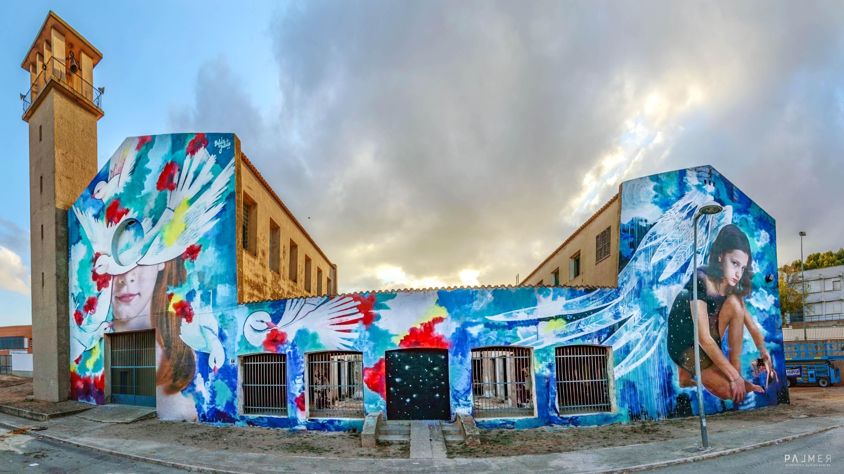 Ego, il nuovo murale di Bifido e Julieta | Collater.al 3