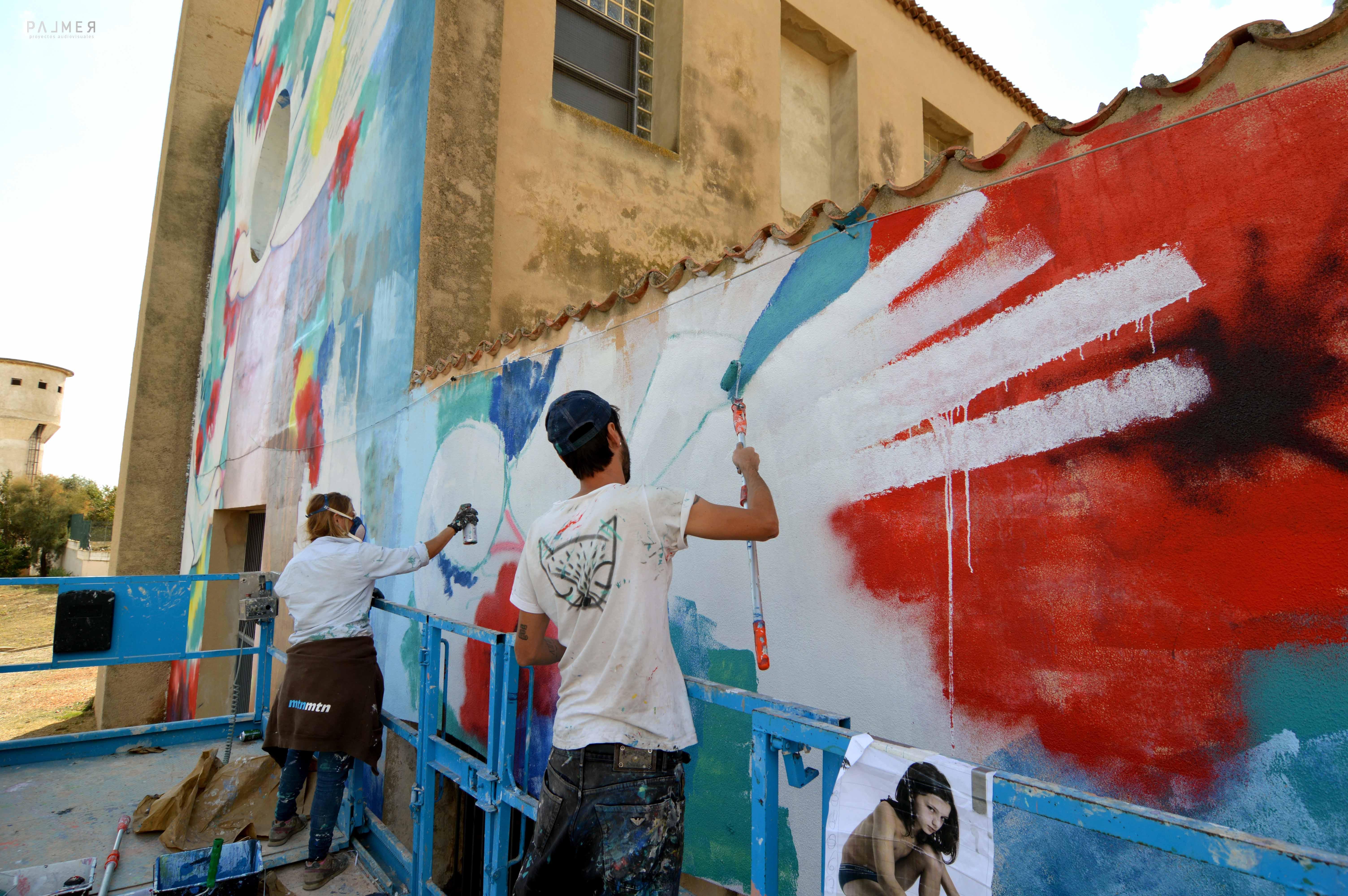 Ego, il nuovo murale di Bifido e Julieta | Collater.al 4