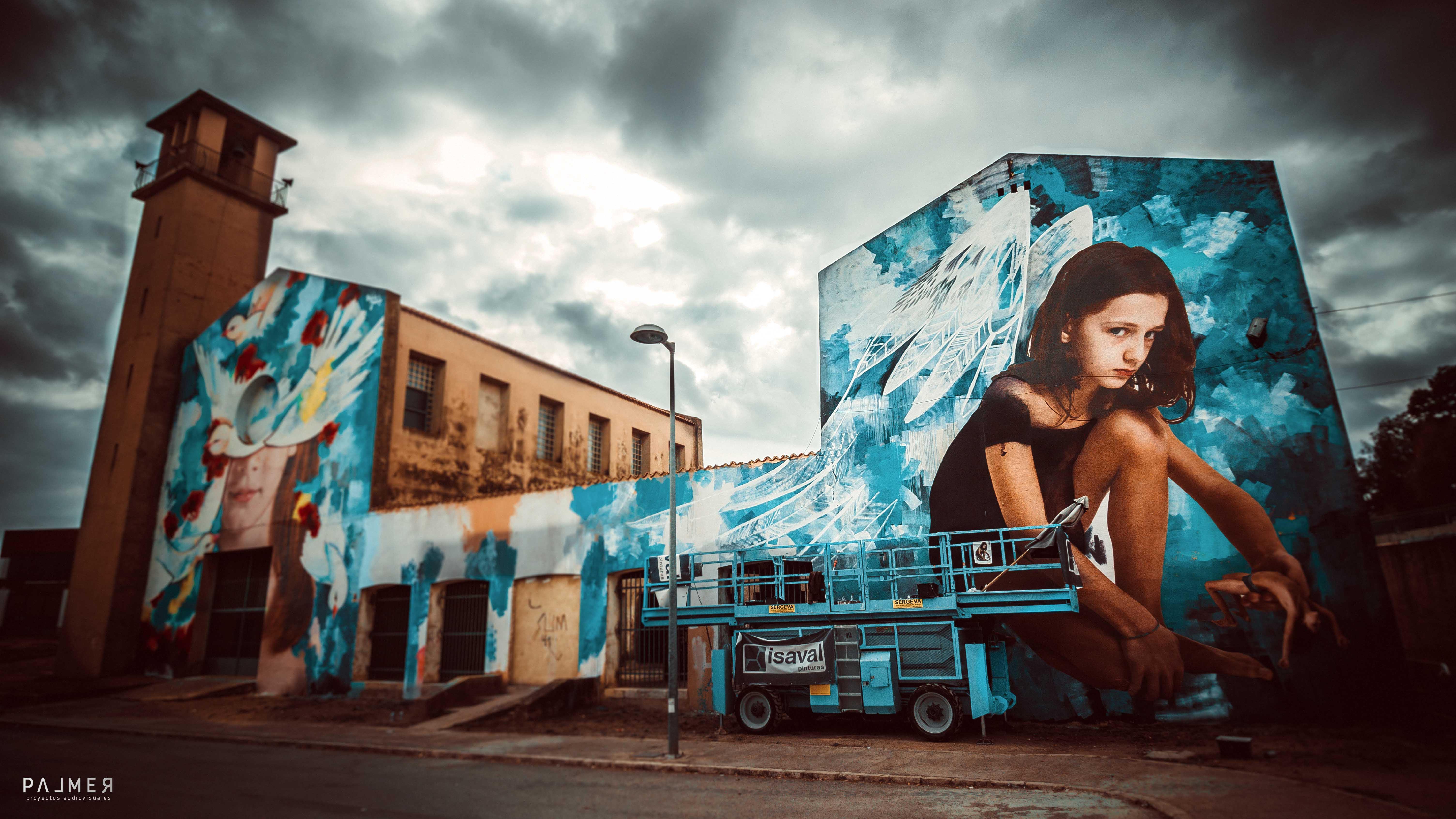Ego, il nuovo murale di Bifido e Julieta | Collater.al 6