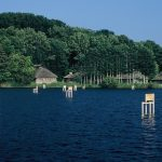 Fragile Chairs, l'installazione vista lago di Hidemi Nishida | Collater.al 7