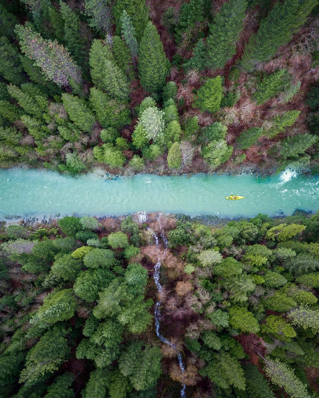 Gli incredibili paesaggi aerei del fotografo Niaz Uddin | Collater.al 3