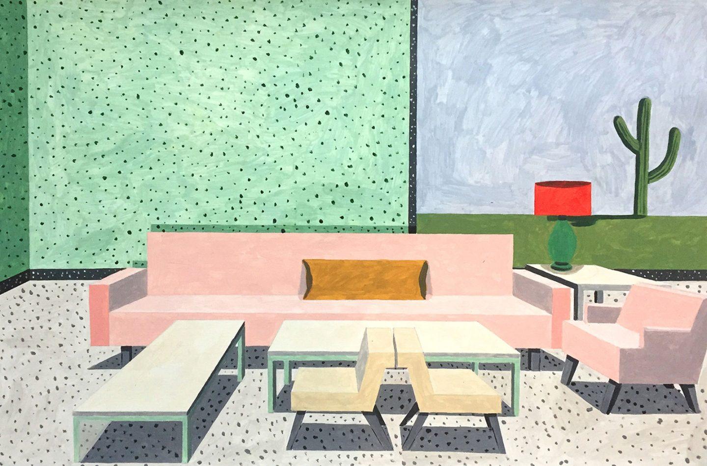 Homes, le case moderniste illustrate da Ana Popescu | Collater.al 1