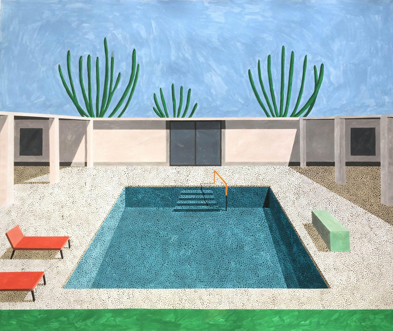 Homes, le case moderniste illustrate da Ana Popescu | Collater.al 10