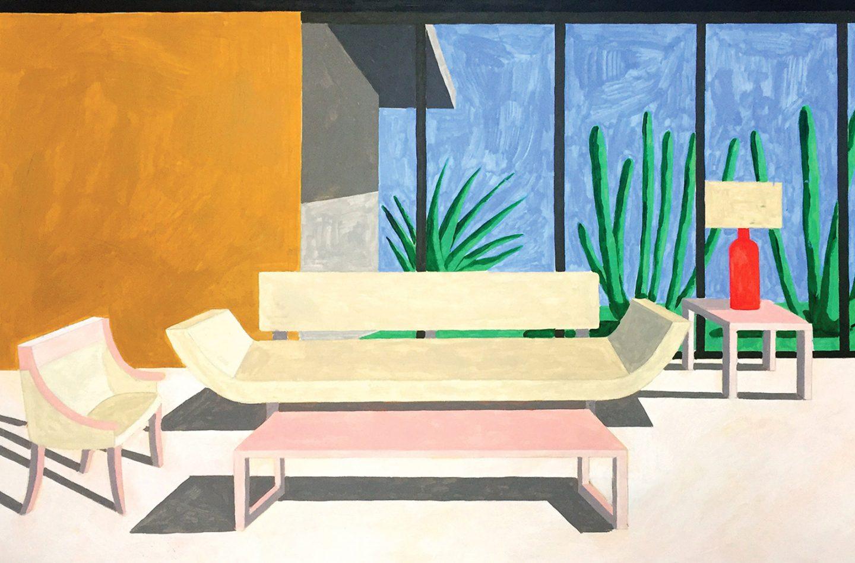 Homes, le case moderniste illustrate da Ana Popescu | Collater.al 3