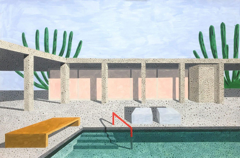Homes, le case moderniste illustrate da Ana Popescu | Collater.al 5