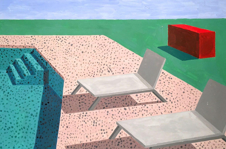 Homes, le case moderniste illustrate da Ana Popescu | Collater.al 6