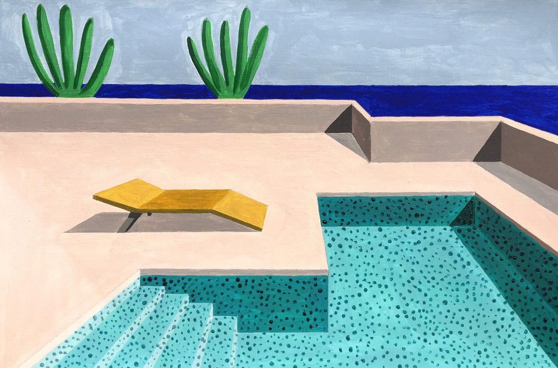 Homes, le case moderniste illustrate da Ana Popescu | Collater.al 7