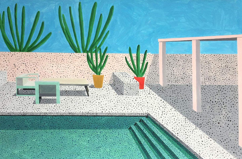 Homes, le case moderniste illustrate da Ana Popescu | Collater.al 8