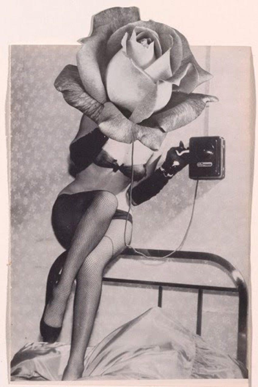 I celebri collage sulla figura femminile di Linder Sterling | Collater.al 1