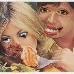 I celebri collage sulla figura femminile di Linder Sterling | Collater.al 10