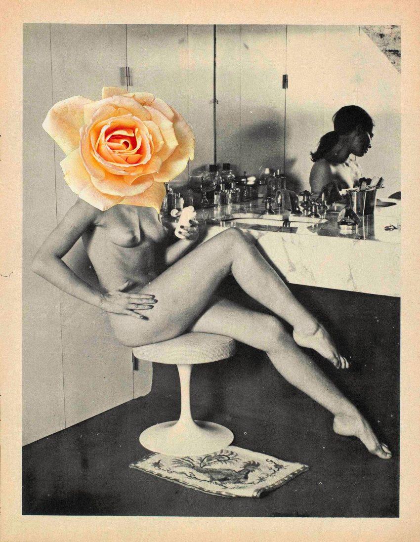 I celebri collage sulla figura femminile di Linder Sterling | Collater.al 2