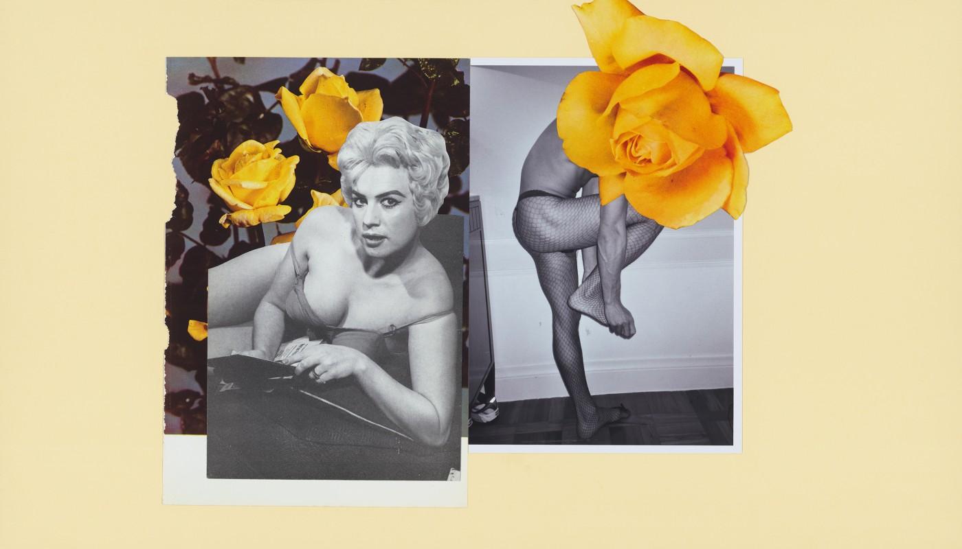 I celebri collage sulla figura femminile di Linder Sterling | Collater.al 3