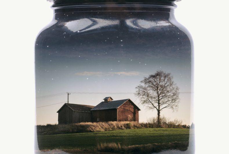 I paesaggi in barattolo di Christoffer Relander