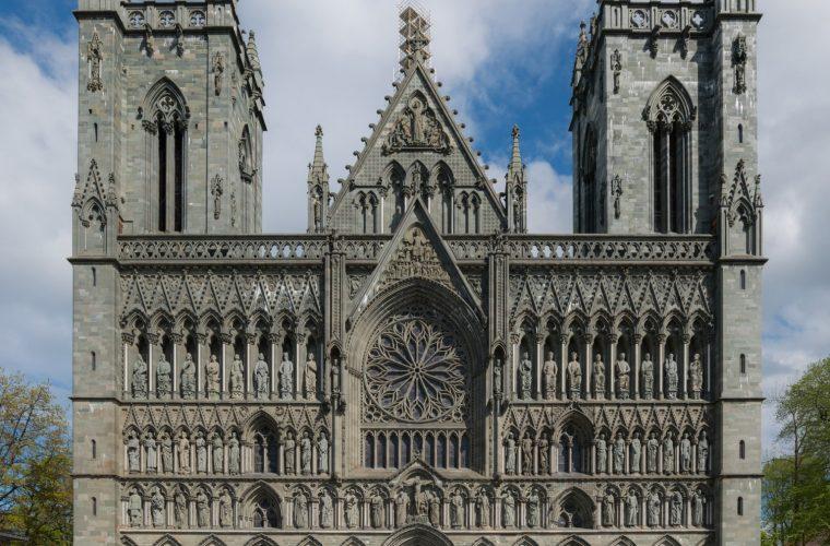 La cattedrale di Trondheim si anima grazie a Ismael Sanz-Pena