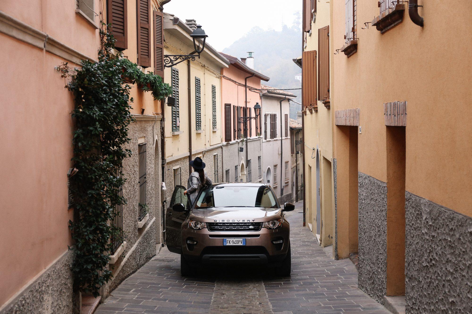 LandOutriders - Un weekend in Romagna con Pier Giulio Caivano | Collater.al 5