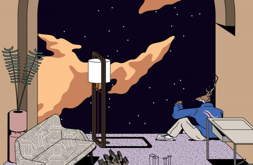Le illustrazioni pop di Tanawat Sakdawisarak