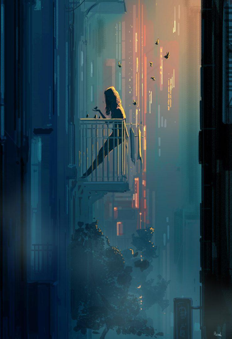 Le piccole gioe dell'illustratore Pascal Campion | Collater.al
