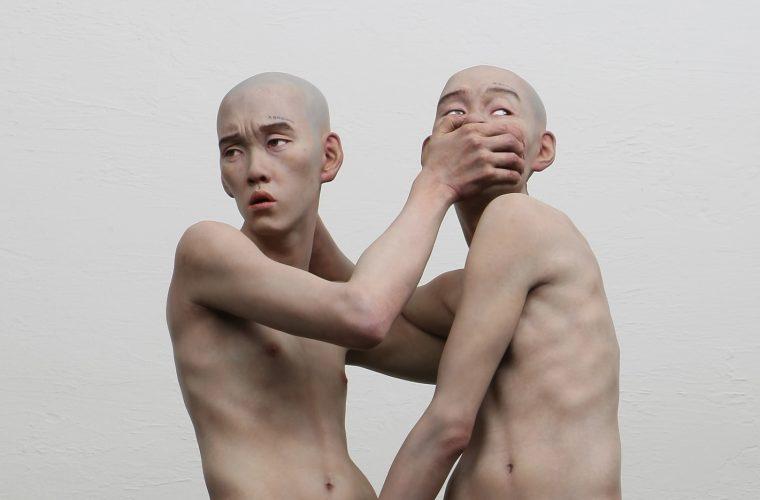 Le sconvolgenti sculture di Choi Xooang