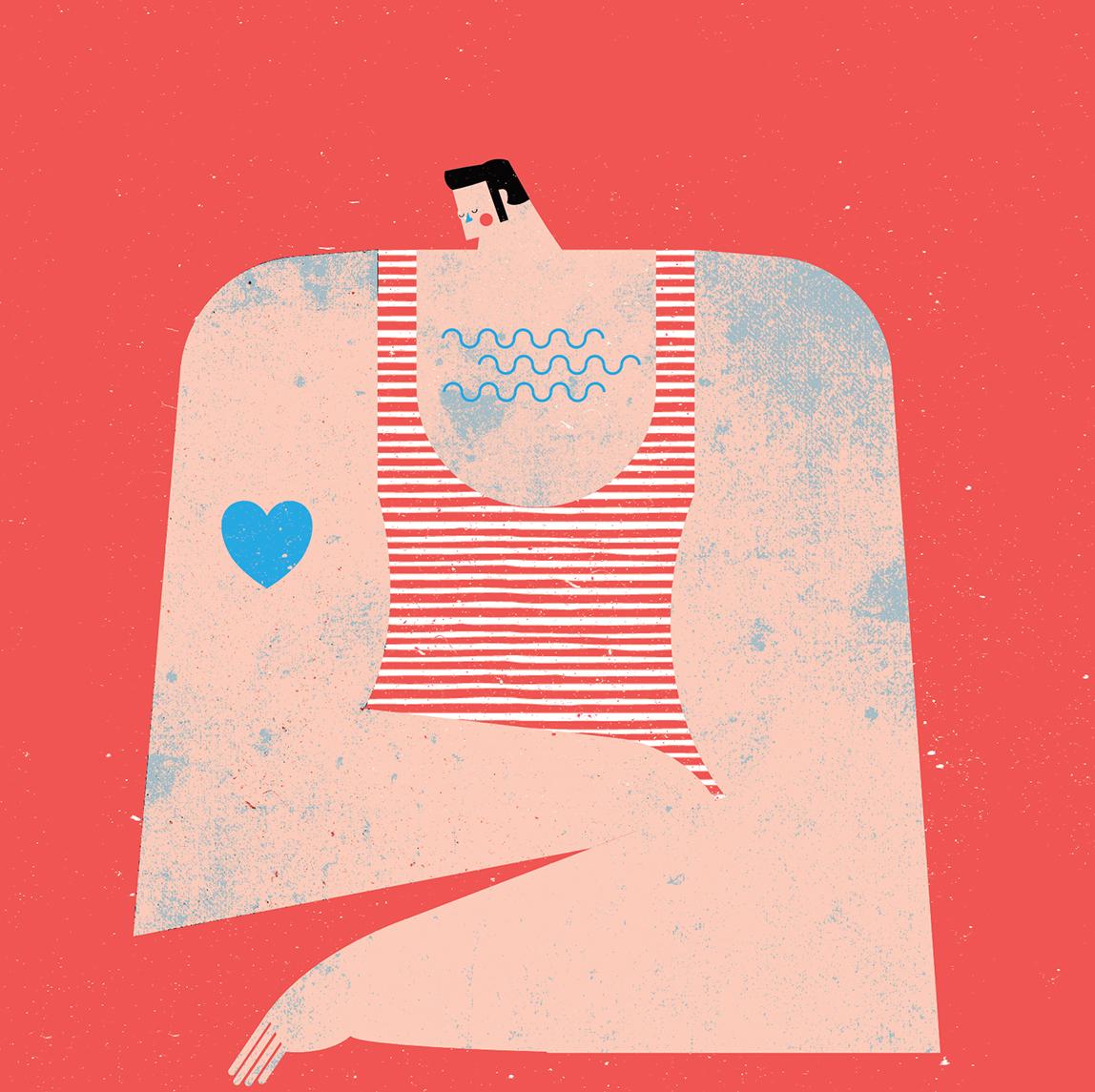 Le vivaci illustrazioni di Tiago Galo | Collater.al 12