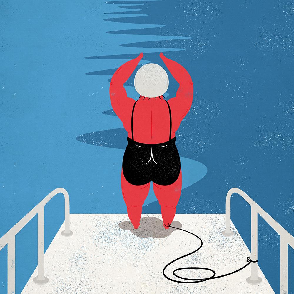 Le vivaci illustrazioni di Tiago Galo | Collater.al 5