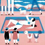 Le vivaci illustrazioni di Tiago Galo | Collater.al 6