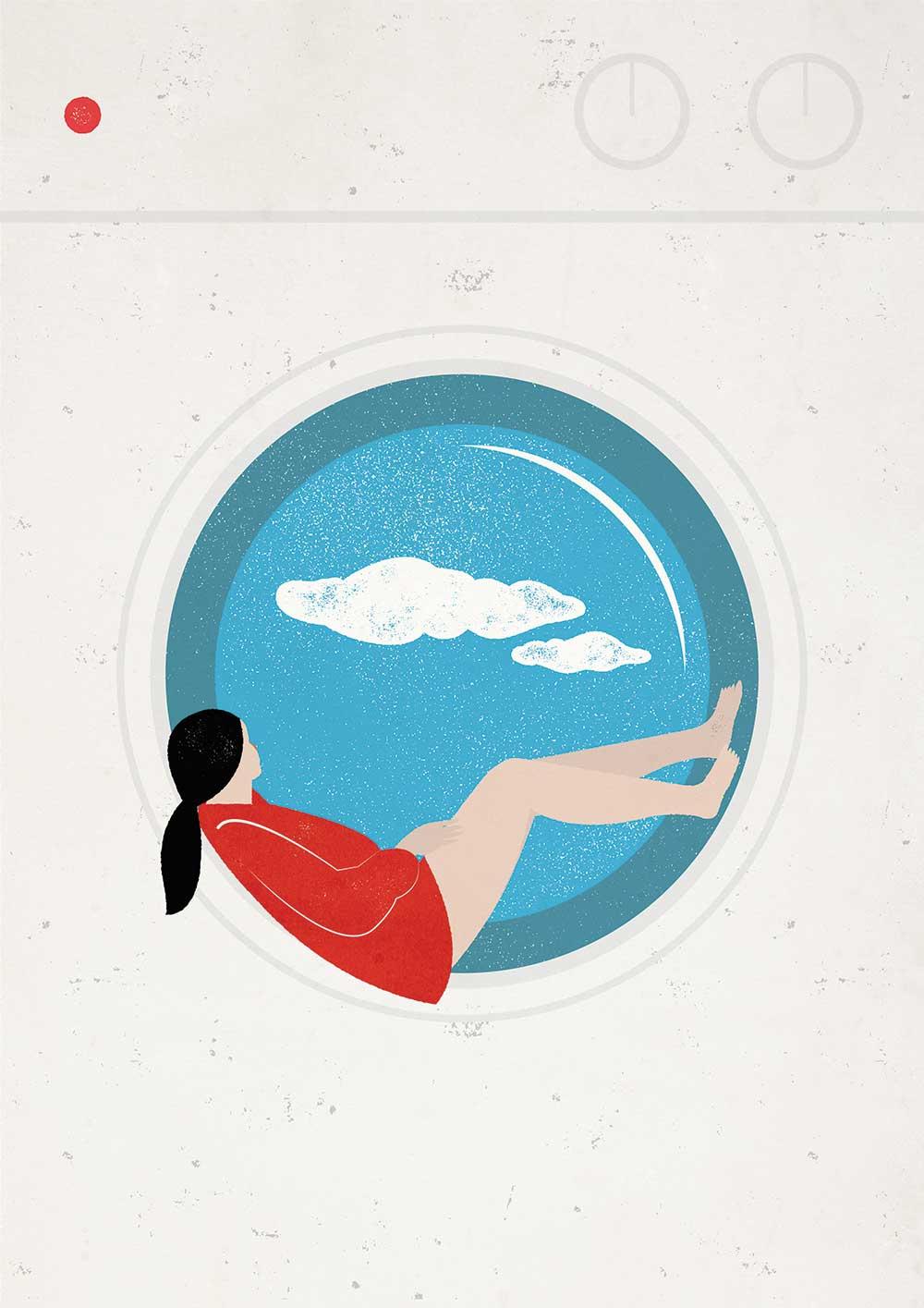 Le vivaci illustrazioni di Tiago Galo | Collater.al 8