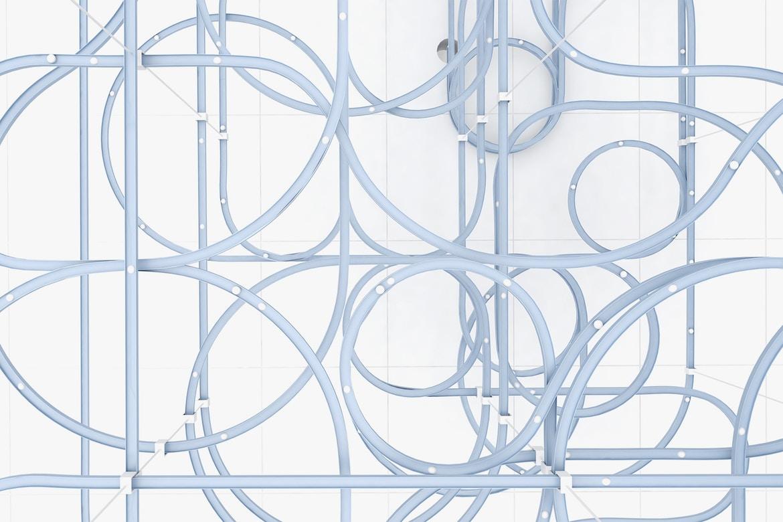 Loop, l'installazione di COS x Snarkitecture che ricorda il gioco delle biglie | Collater.al 3