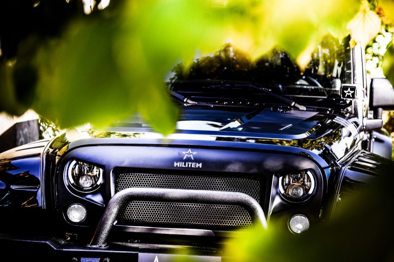 MILITEM, il nuovo brand automotive italiano in mostra al Motor Show di Bologna | Collater.al 1