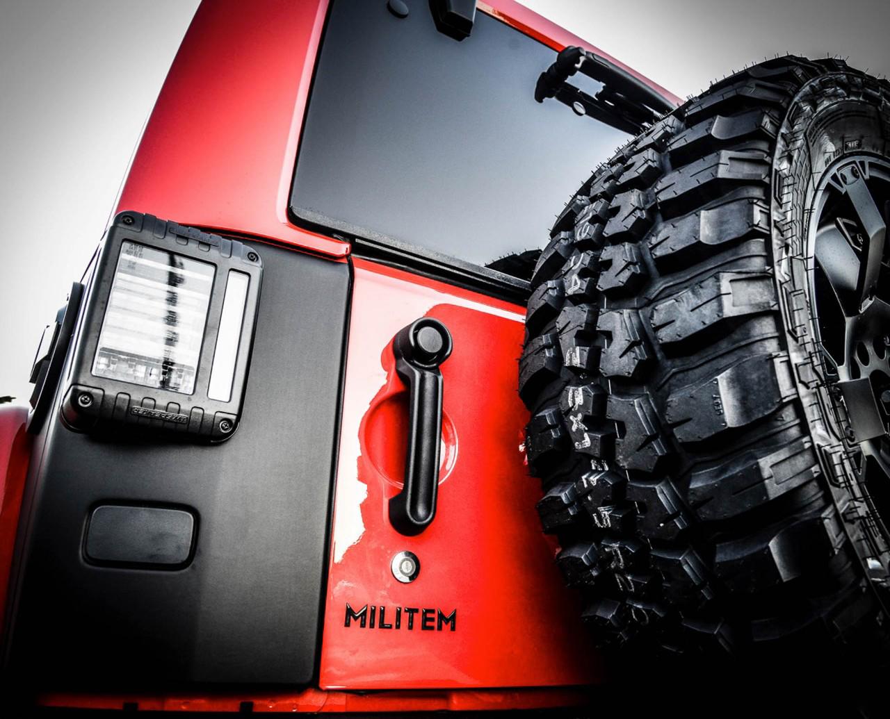 MILITEM, il nuovo brand automotive italiano in mostra al Motor Show di Bologna | Collater.al 5