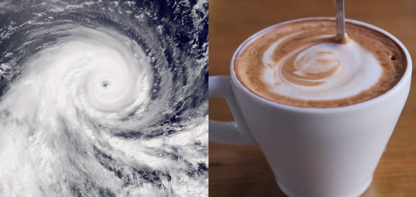 Short video for Breakfast – Mirror, Short story of similar objects