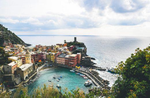 An autumn trip to Cinque Terre
