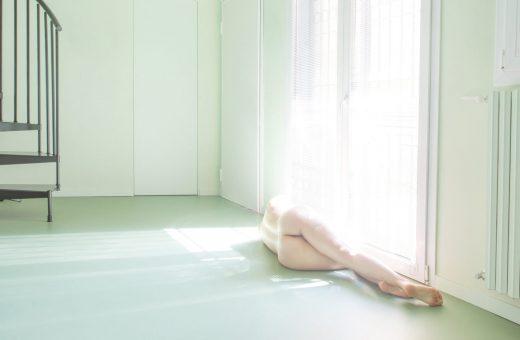 Self-Portrait, Sofia Masini delicate portraits