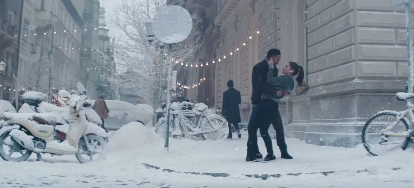 Sway, il video di Natale firmato Apple | Collater.al 1