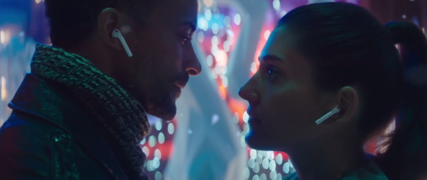Sway, il video di Natale firmato Apple | Collater.al 2