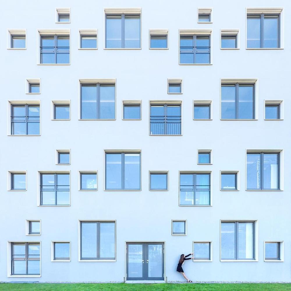 Gli autoritratti architettonici di Daniel Rueda e Anna Devis | Collater.al 1