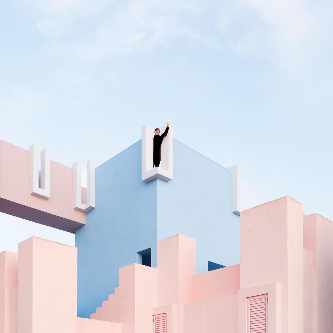 Gli autoritratti architettonici di Daniel Rueda e Anna Devis | Collater.al 13