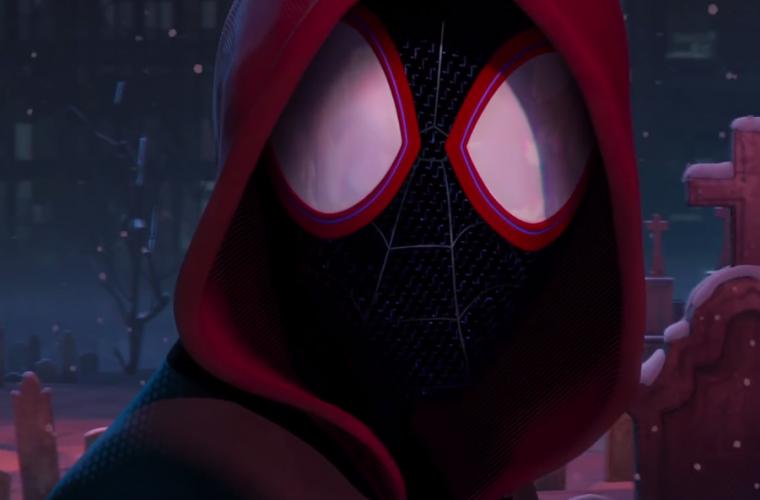 Guarda il trailer di Spider-Man: Un Nuovo Universo